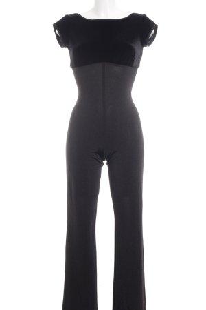 frederick's Jumpsuit schwarz Elegant