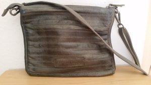 Fredsbruder Gürteltier Handtasche, grau