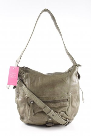 Fredsbruder Handtasche khaki Business-Look