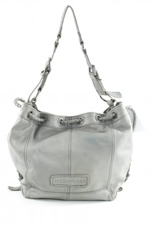 Fredsbruder Handtasche grau Casual-Look