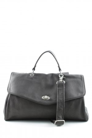 Fredsbruder Carry Bag dark brown casual look