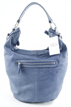 Fredsbruder Shopper kornblumenblau Casual-Look