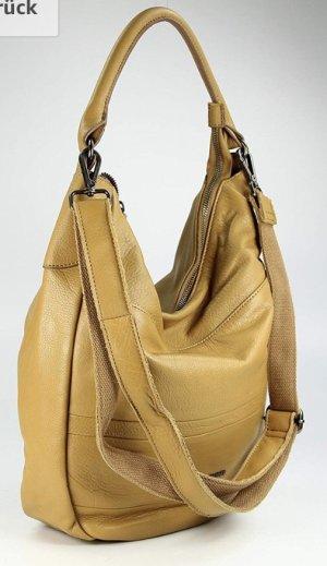 Fredsbruder tasche camel gelb NEU