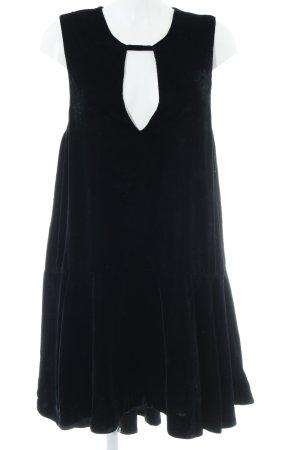 Free People A-Linien Kleid schwarz Elegant