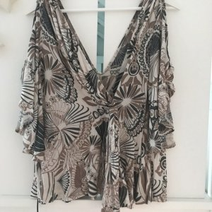 Free People Amour abstract Floral