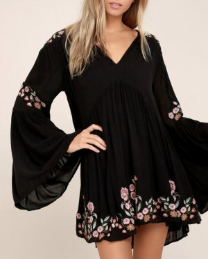 FREE PEOPLE! Boho! Dress!