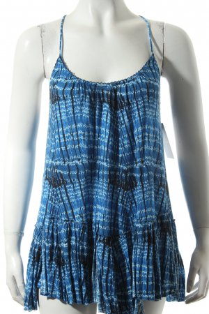 Free People Camisole Batikmuster Ethno-Look