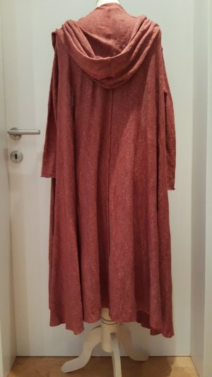 Free People Cape roodbruin