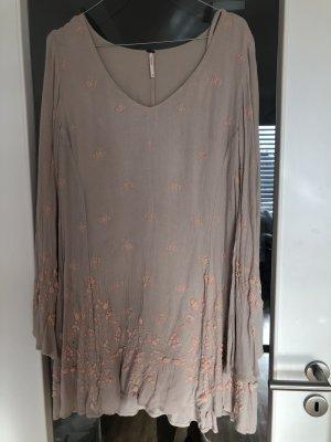 Free People Daylight Dreams Dress Kleid Sand S 36-38