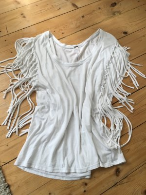 Free people, Fransen Shirt, Hippie Style