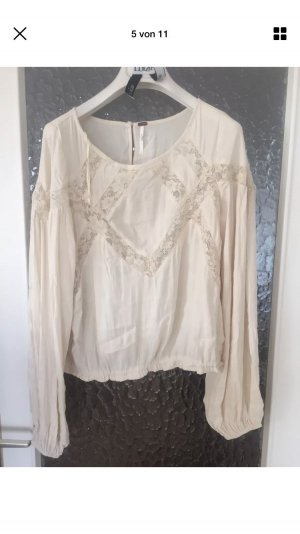 Free People Geomtery Lesson Blouse Bluse S 36 NEU OVP