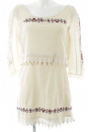 Free People Hippiekleid Ethnomuster Beach-Look