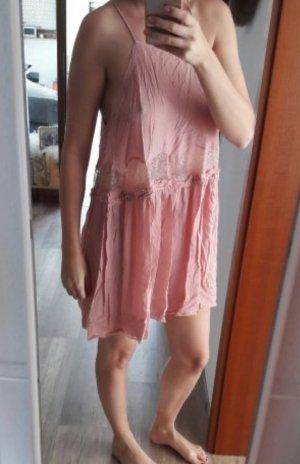 Free People Intimately Kleid Seethrough Hippie Boho Romantik Look Spitze Lace