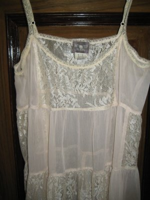 INTIMATELY Free People Negligee multicolored