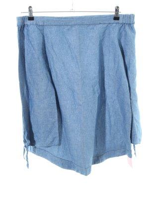Free People Denim Blouse blue casual look