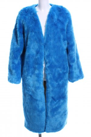 Free People Fake Fur Coat color gradient extravagant style