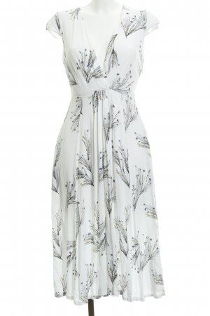 Free People Midikleid florales Muster Romantik-Look
