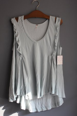 Free People neu Shirt S M 36 38 Layering Tank Top Thermal