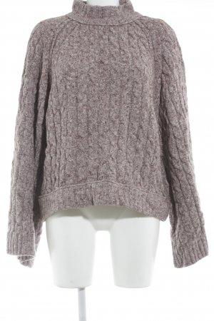 Free People Oversized Pullover blasslila Casual-Look