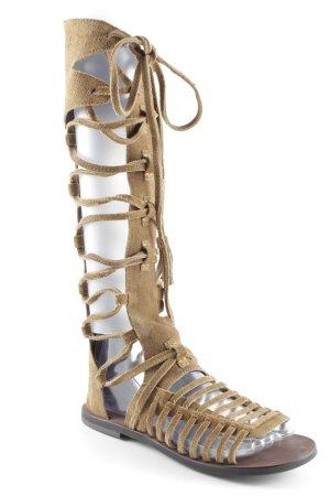 Free People Roman Sandals light brown Boho look