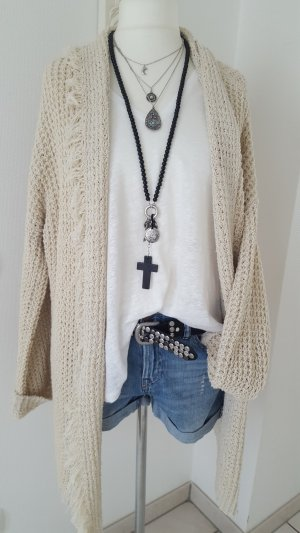 Free People Strickjacke Oversize L