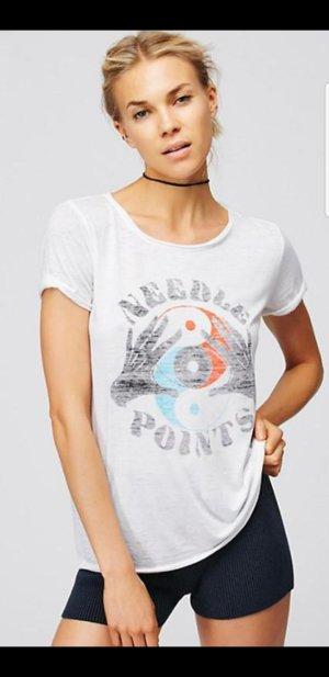 Free People T Shirt Print Neu