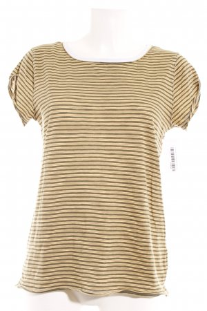Free People T-Shirt Streifenmuster Casual-Look