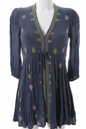 Free People Tunikakleid Mustermix Casual-Look