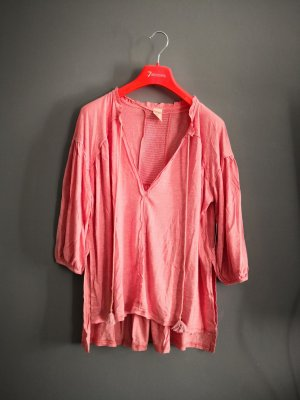 Free People XS S neu Shirt Tunika