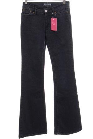 Free Soul Boot Cut Jeans dunkelblau schlichter Stil