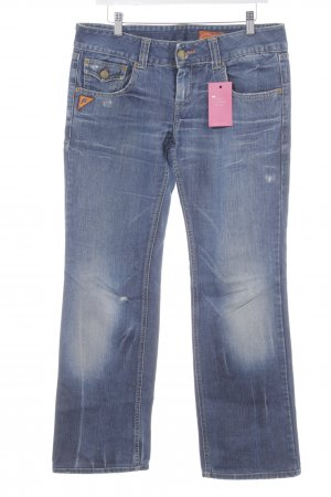 Free Soul Boot Cut Jeans stahlblau Casual-Look