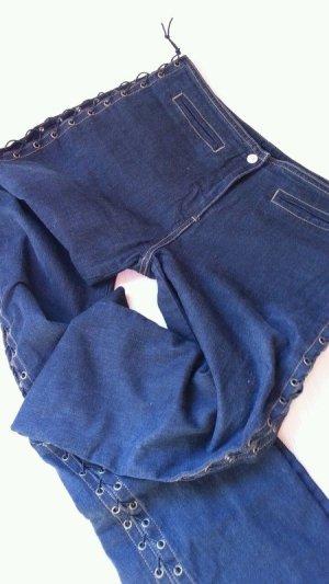 Free soul Jeans Hose Skinny W31 L M 38 blau Neu Damen