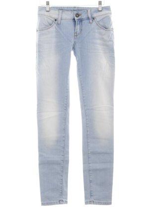 Free Soul Slim Jeans blau Casual-Look