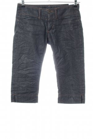 Freeman t. porter 3/4 Jeans blau Casual-Look