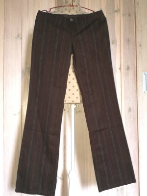 Freeman t. porter Low-Rise Trousers brown