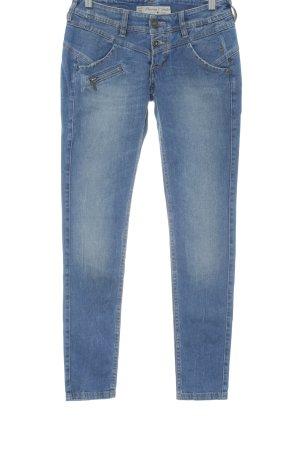 Freeman t. porter Hüftjeans mehrfarbig Jeans-Optik