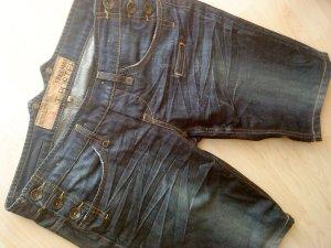 Freeman T.Porter Jeans-Bermuda Größe 28