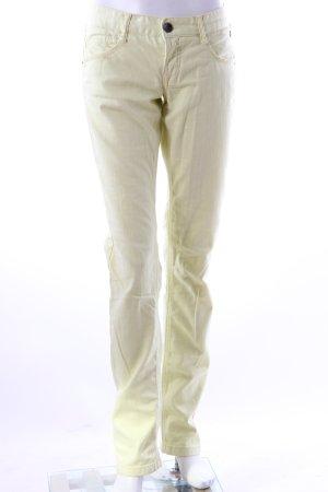 Freeman T. Porter Jeans hellgelb
