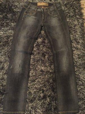 Freeman T.Porter Jeans Hose gerader Schnitt Bootcut