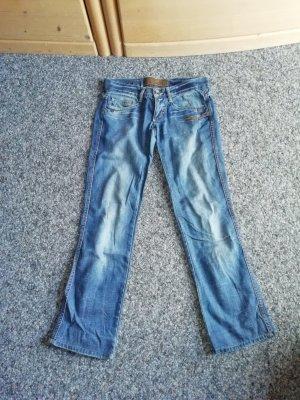 Freeman T. Porter Jeans Moreen blau 27