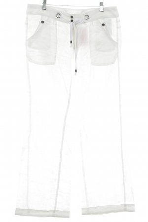 Freeman t. porter Linen Pants natural white Boho look