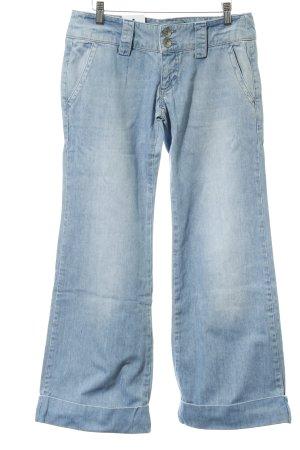Freeman t. porter Jeans marlene azzurro stile casual