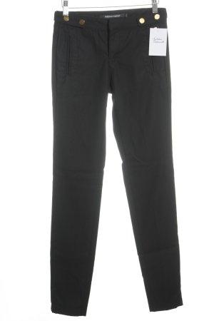 Freeman t. porter Drainpipe Trousers black elegant