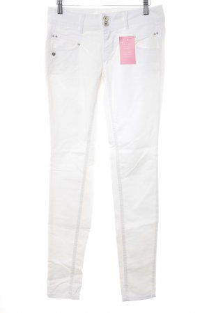 "Freeman t. porter Tube Jeans ""Darlina"" white"