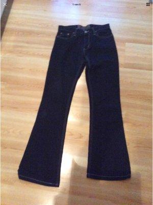 Freeman t. porter Boot Cut Jeans black