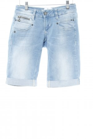 Freeman t. porter Shorts himmelblau Casual-Look
