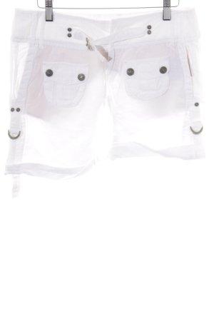 Freeman t. porter Shorts wollweiß Casual-Look