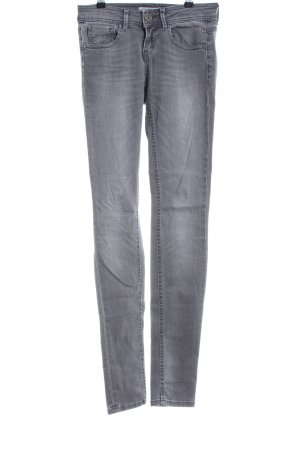 Freeman t. porter Skinny Jeans hellgrau Casual-Look