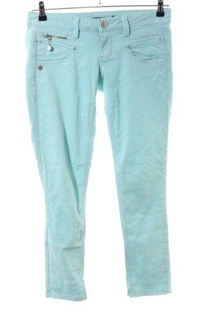 Freeman t. porter Skinny Jeans türkis Casual-Look