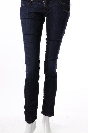 Freeman T. Porter Skinny Jeans dunkblau